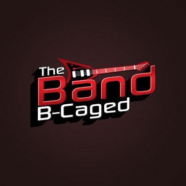 The Band B-Caged Logo