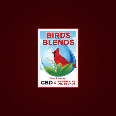 Birds Blends Logo