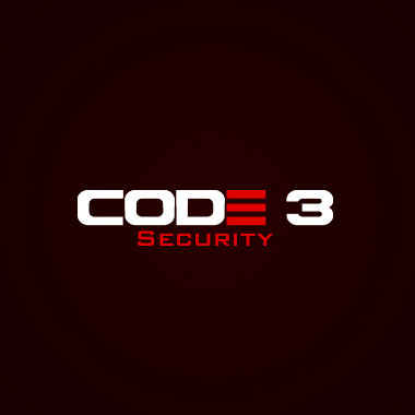 Code 3 Security Logo
