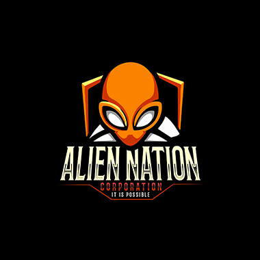Alien Nation Corporation Logo